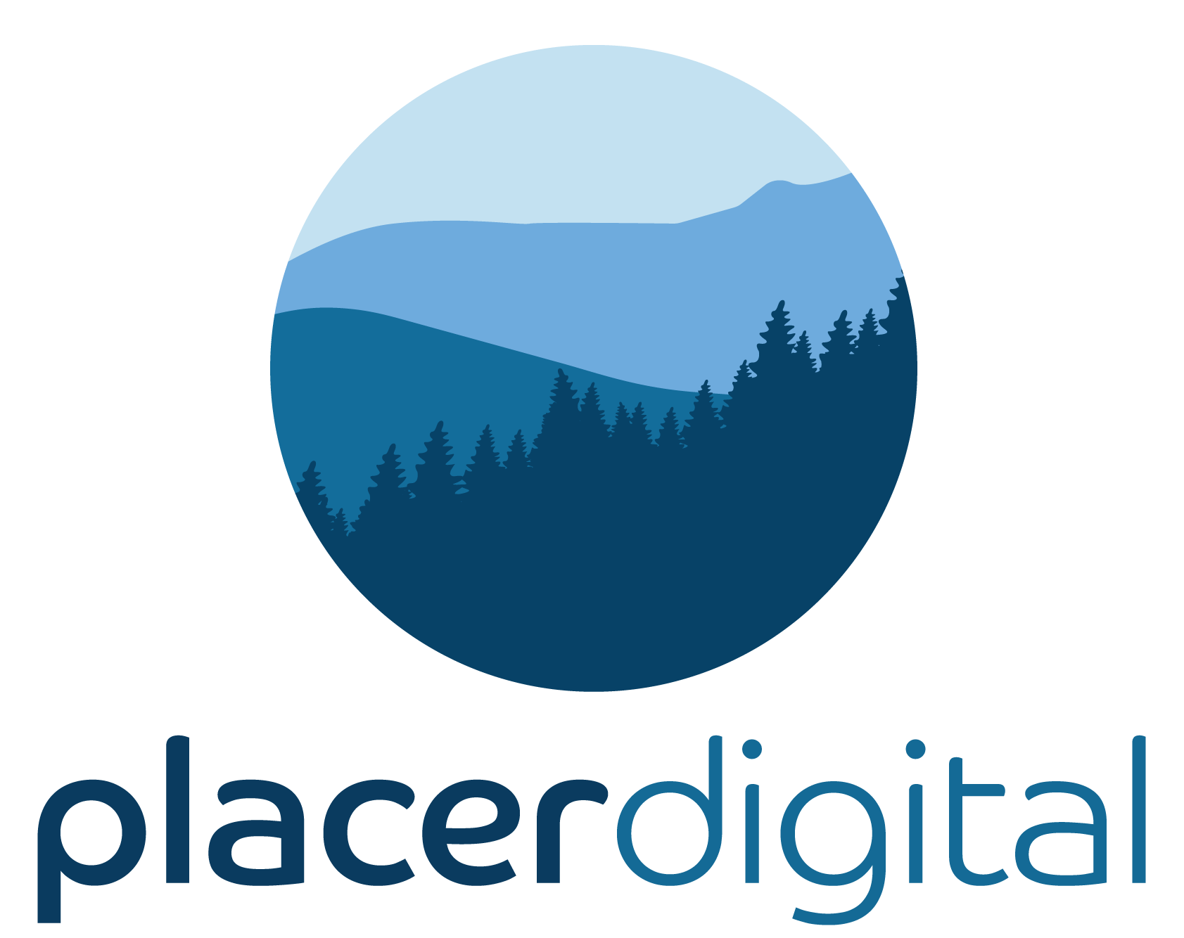 placer digital logo
