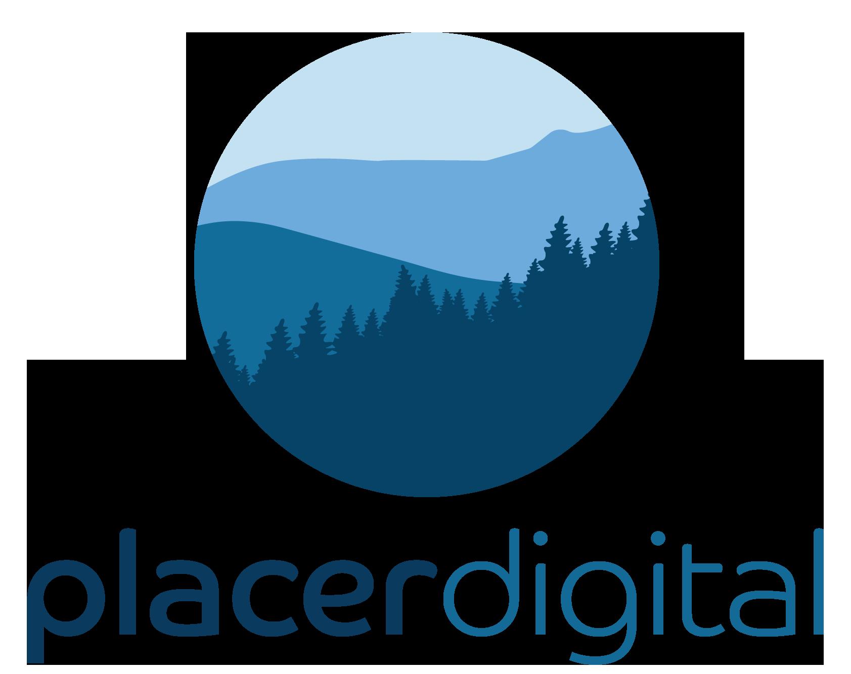 placer digital logo